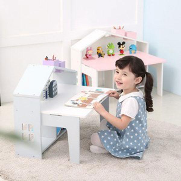 피에스타 하우스 어린이 좌식 책상