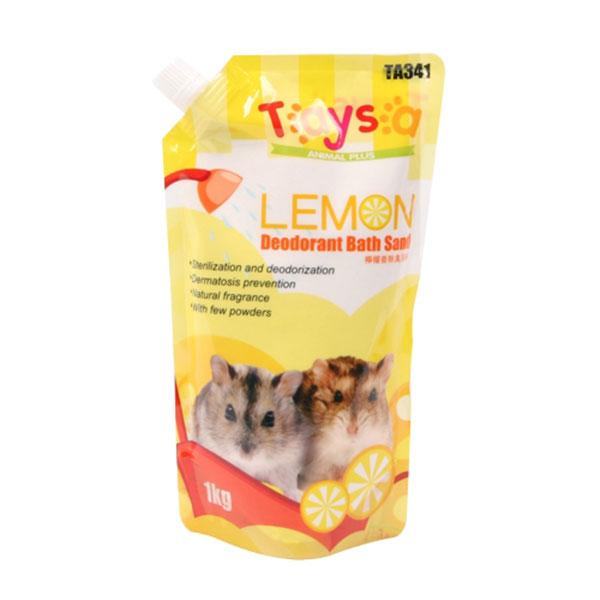 TAYSA 햄스터 모래 1kg(레몬향-TA341)