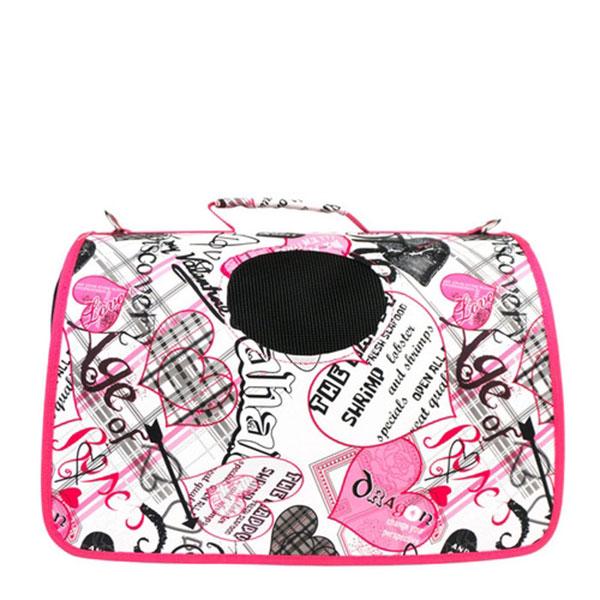 천국이동가방 핑크(소)