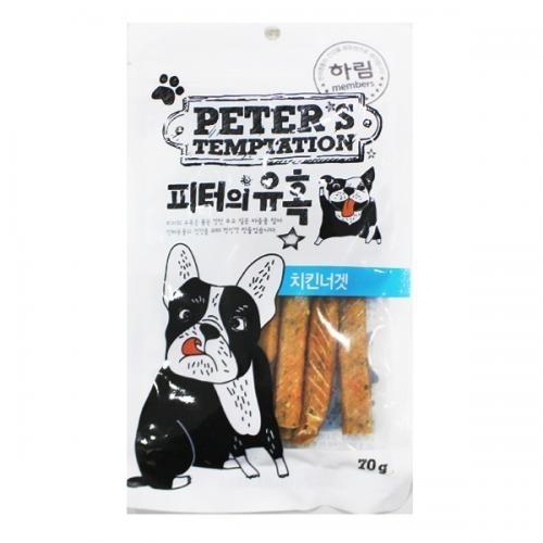 피터의유혹 치킨너겟 70gX10봉