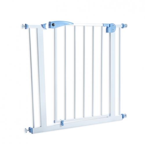 펫세이프 게이트 원터치 스틸 안전문 & 확장패널