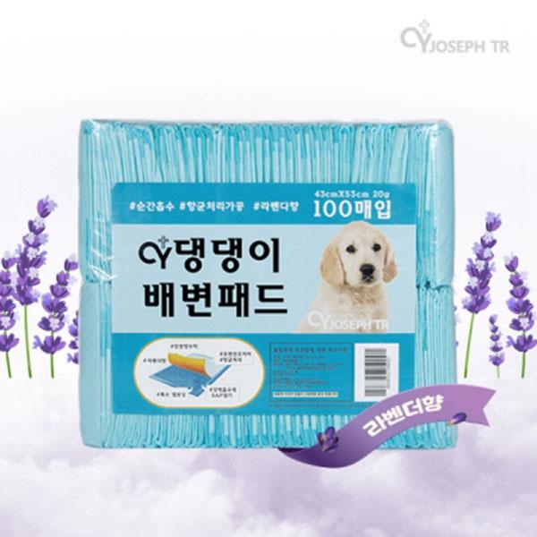 댕댕이 배변패드 20g 100매
