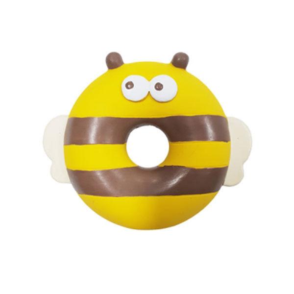 칼리 도넛 라텍스 장난감 허니
