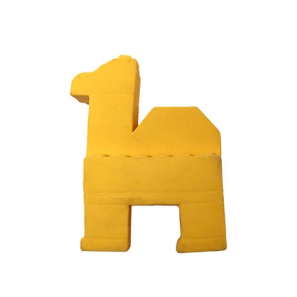 칼리 블럭 라텍스 장난감 낙타