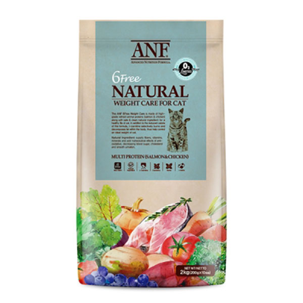 ANF 유기농 6free 웨이트케어 2kg