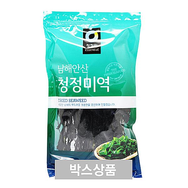 청정원 남해안산 청정 미역 100g X 24EA