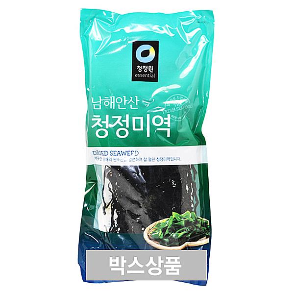 청정원 남해안산 청정 미역 80g 32인분 X 25EA