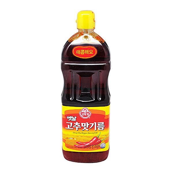 오뚜기 옛날 고추맛기름 1.5L