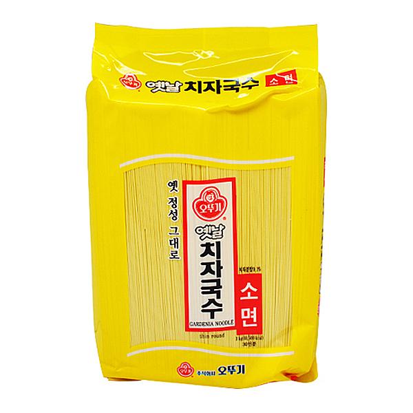 오뚜기 옛날 치자국수 소면 3kg 30인분