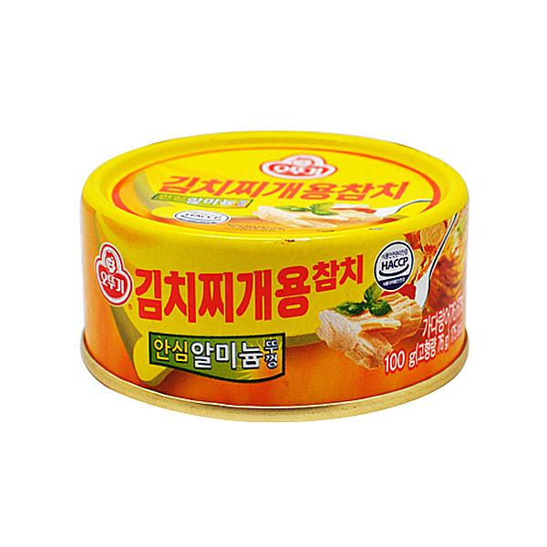 오뚜기 김치찌개용 참치 100g