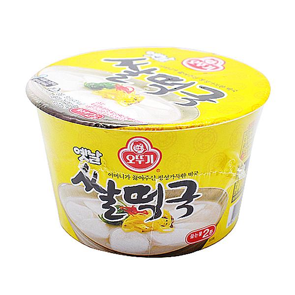 오뚜기 옛날 쌀떡국 181.6g