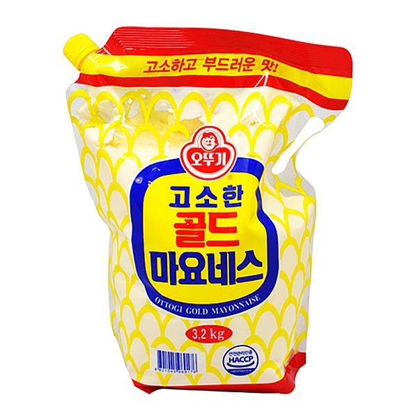 오뚜기 고소한 골드 마요네즈 3.2kg
