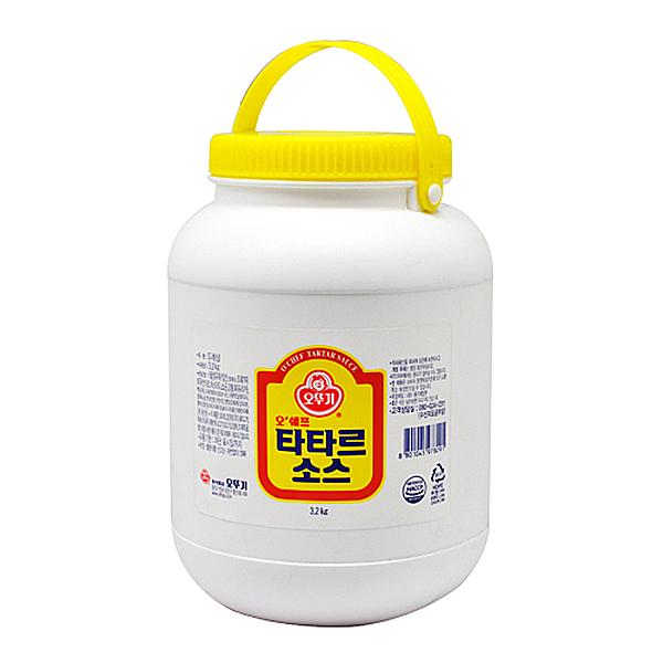 오뚜기 오쉐프 타타르 소스 3.2kg