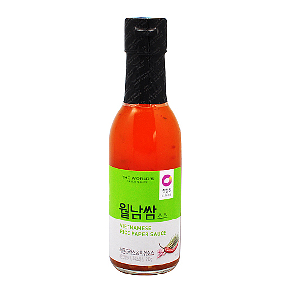 청정원 월남쌈 소스 240g