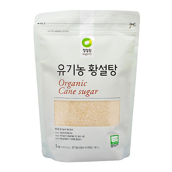 청정원 유기농 황설탕 1kg