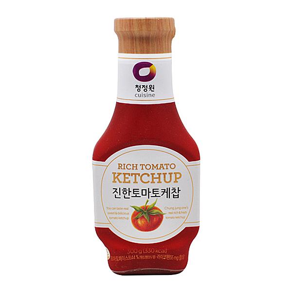 청정원 진한 토마토 케찹 300g