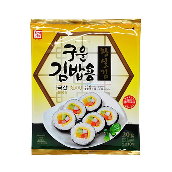 한성 왕실김 구운 김밥김 10매 X 50EA_1BOX