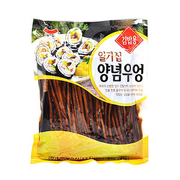 일가집 양념우엉 1kg X 6EA_1BOX