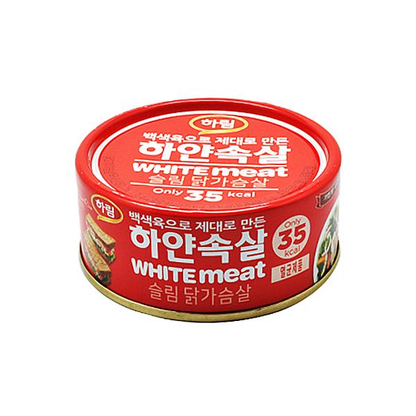 하림 닭가슴살 캔 135g X 36EA_1BOX