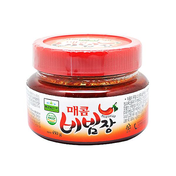 칠갑 매콤 비빔장 450g
