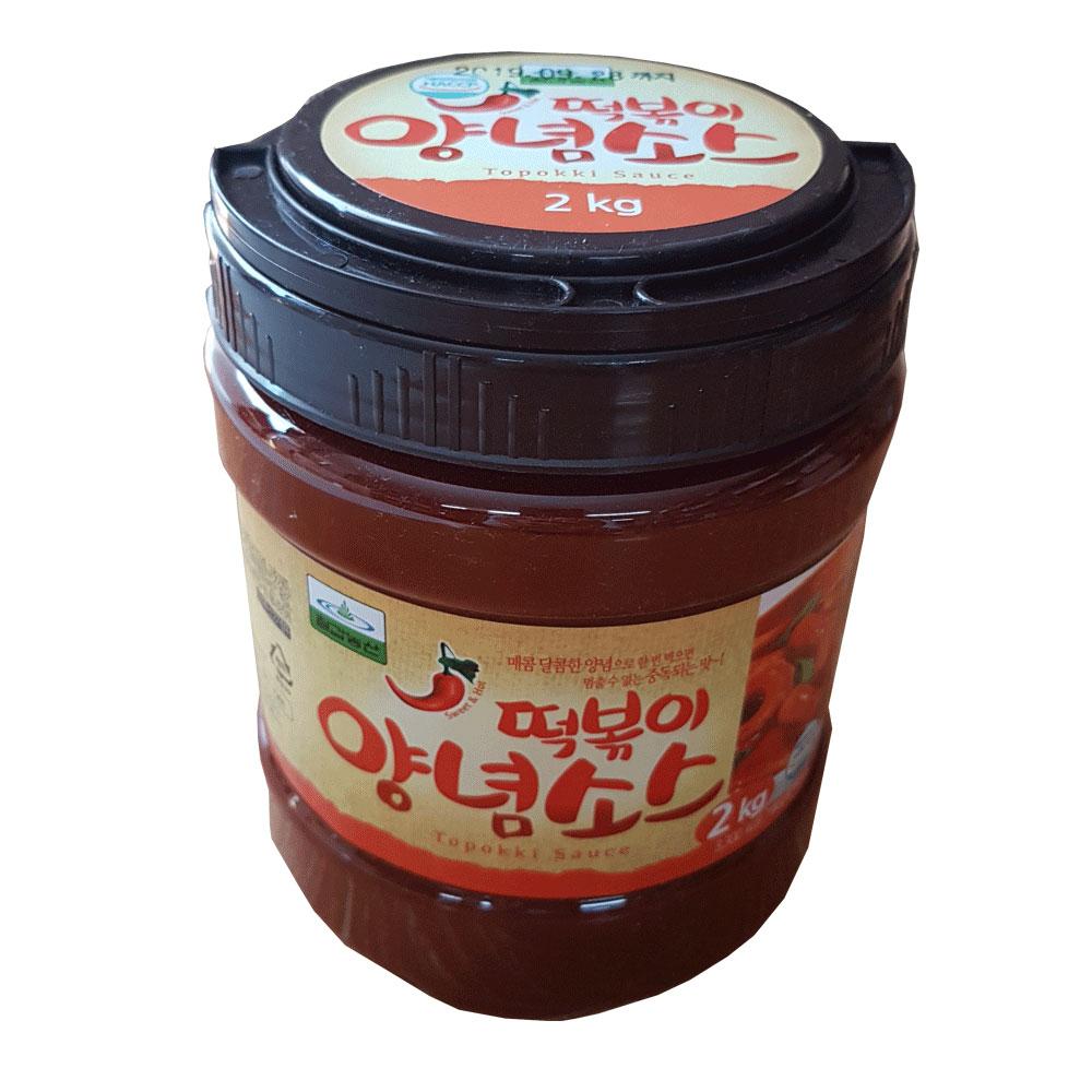 칠갑농산 떡볶이 양념소스 2kg