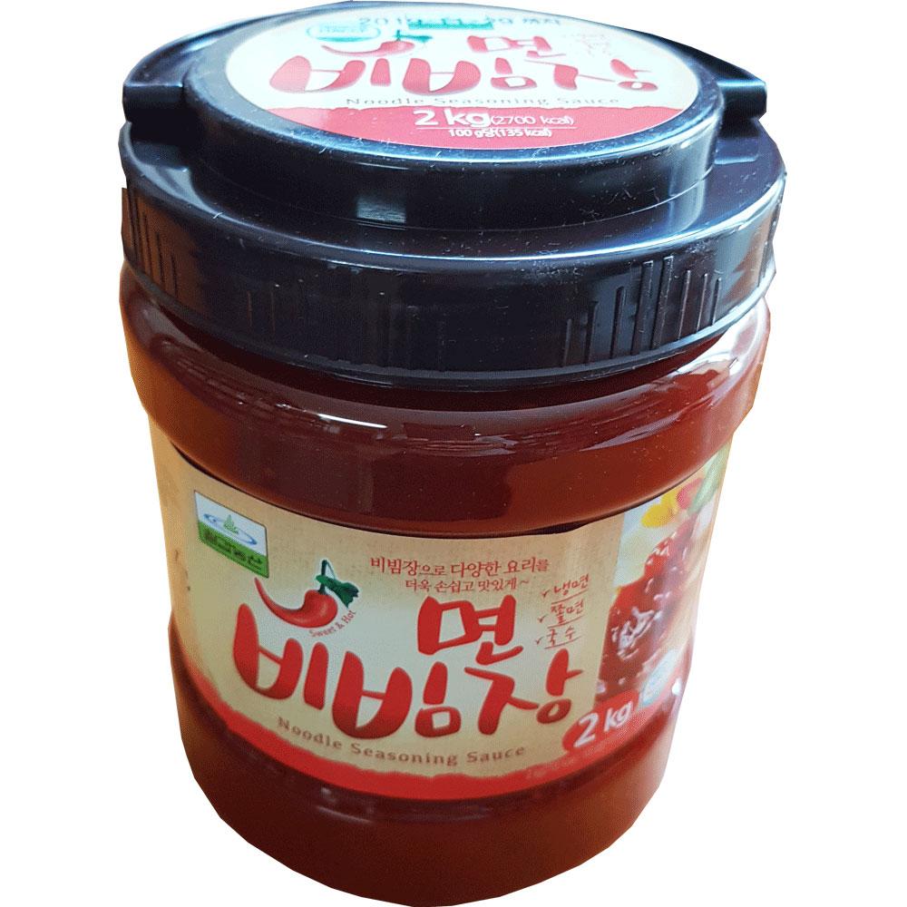 칠갑농산 면 비빔장 2kg