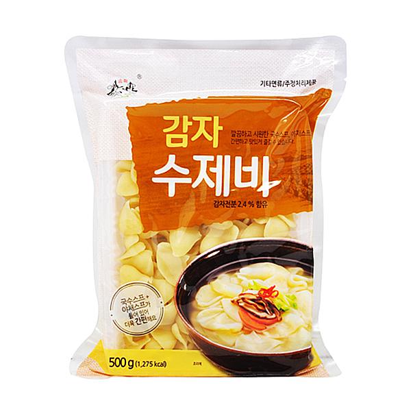 감자수제비(송학) 500g