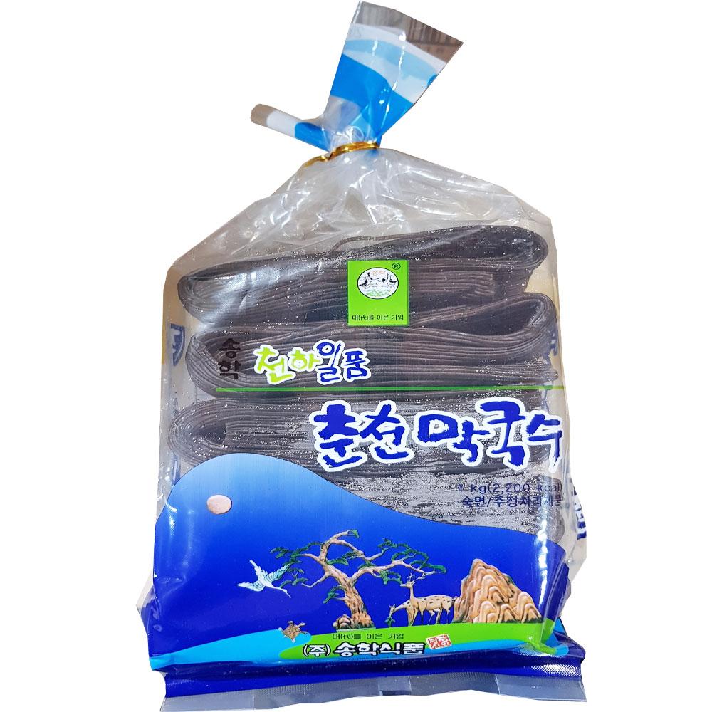 송학식품 천하일품 춘천막국수 1kg