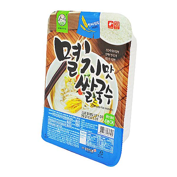 송학식품 즉석 멸치맛 쌀국수 92g