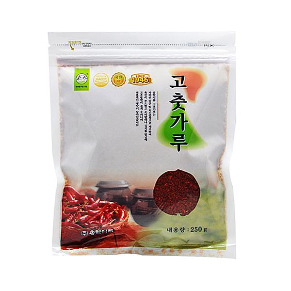 송학식품 국산 고추가루 250g