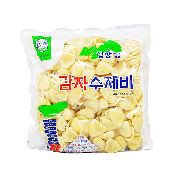 감자수제비(송학) 2kg