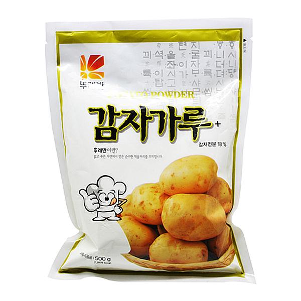 감자가루(복합)(한울) 500g