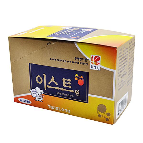 뚜레반 이스트원 8gX20개입