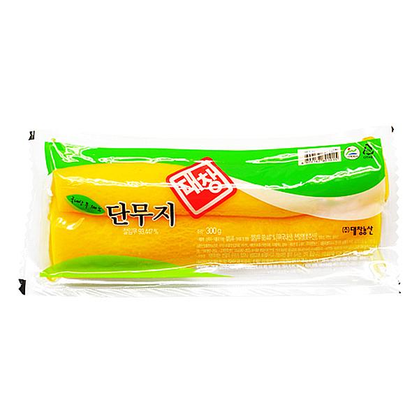 대창농산 단무지 300g X 30EA_1BOX