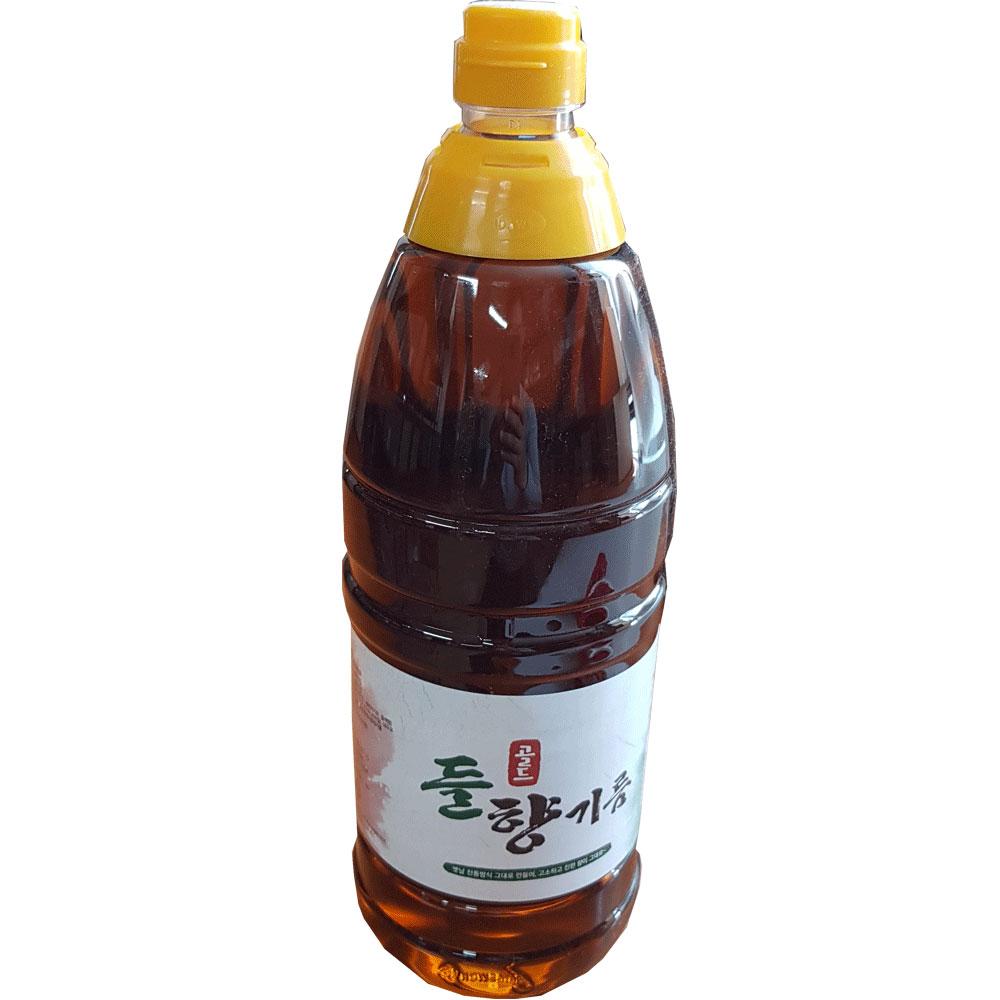 다인식품 골드 들향기름 1.8L