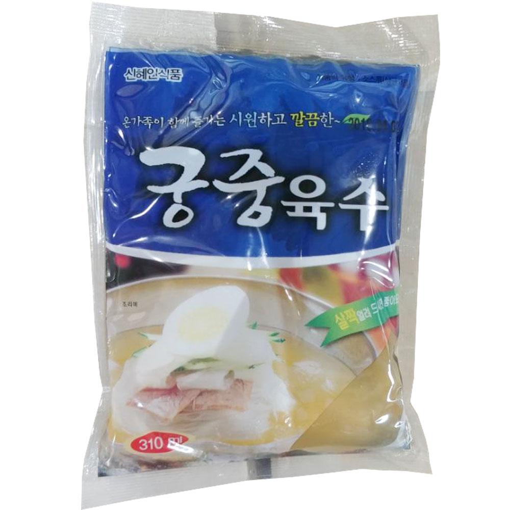 신혜인식품 궁중육수 310ml