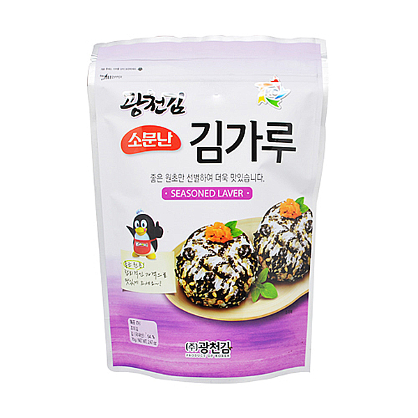 광천김 소문난 김가루 70g