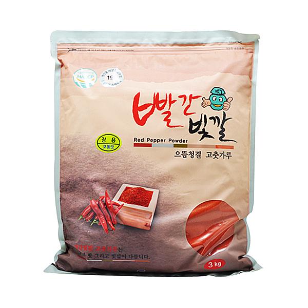 선농 대용량 업소용 고추가루 3kg 장용
