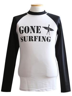 GONE SURFING 래쉬가드-남자