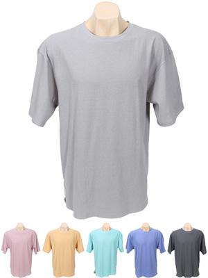 피그먼트 티셔츠