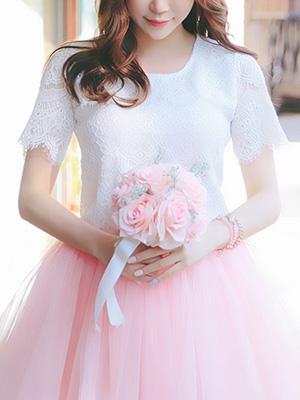 핑크빛 웨딩-BL