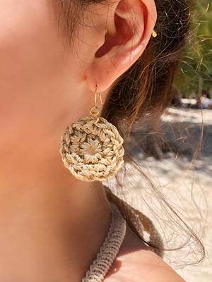 림바 귀걸이