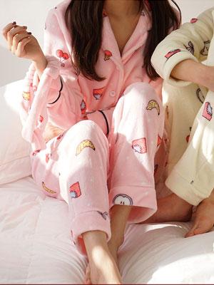 꿀잠수면 파자마-보들보들 잠옷세트