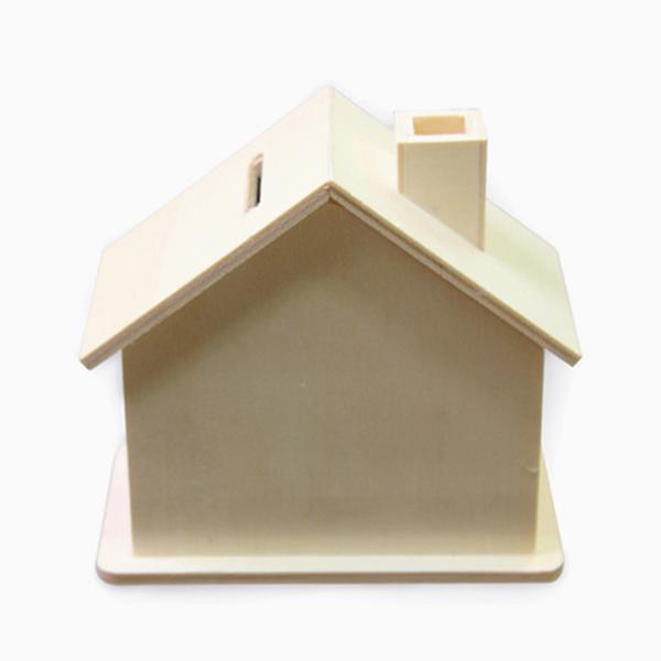 [대원] 나무저금통-집 / DW1569