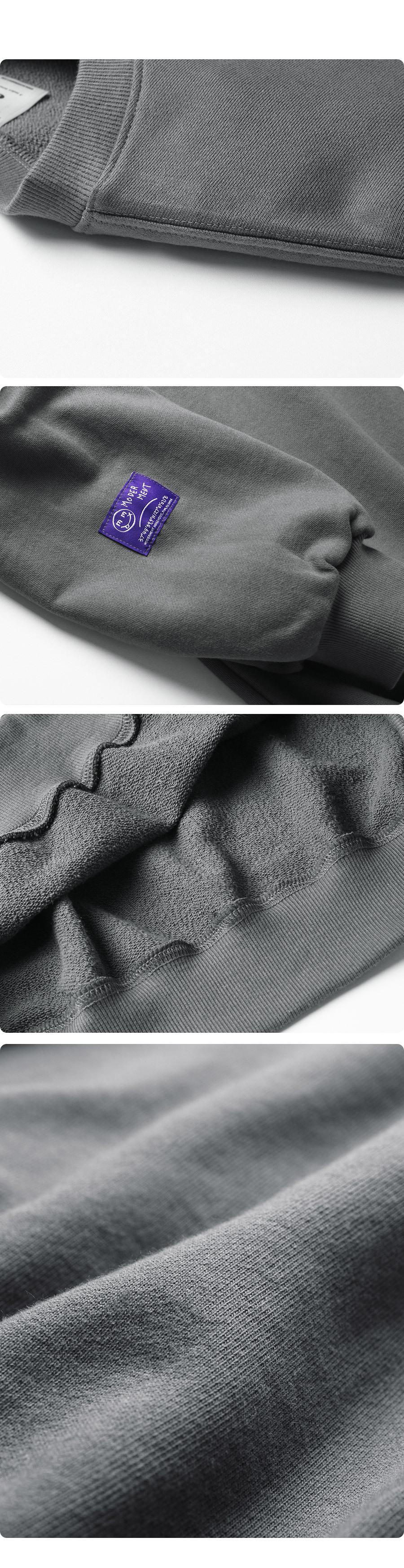 [패키지] 먼트 바이오워싱 맨투맨 2PACK