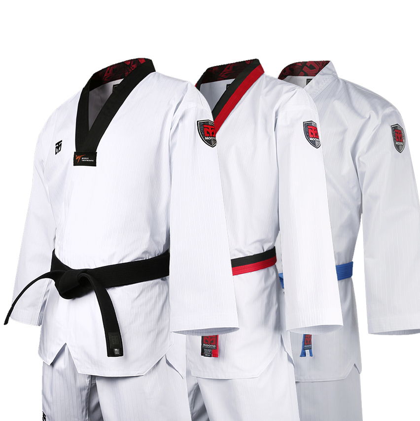 [Mooto] Basic 4.5 Uniform_Black Neck / Poom Neck / White Neck