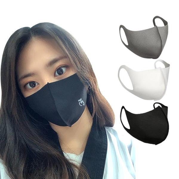 [MOOTO] Eco Mask_White/Gray/Black