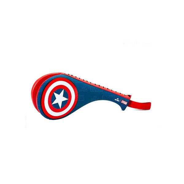 [DAEDO]대도 마블 캡틴아메리카 중형 더블 미트 42cmX21cm_블루