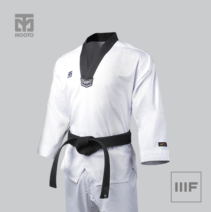 [무토] 3F 도복 검정깃(남성용)
