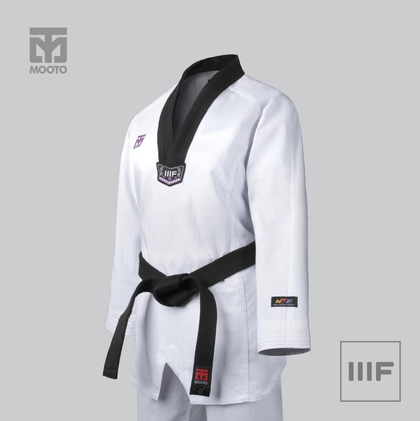 [무토 ]3F 도복_검정깃(여성용)